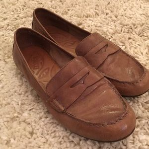Born penny loafers. Finest softest supple leather.